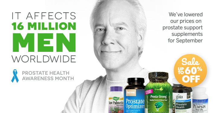 Prostate Health Sale