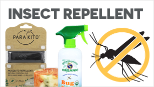 Bug Repellent.